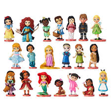 Disney Princess Deluxe Figure Playset Happily Ever After