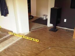 Unlevel Floors In House by Very Uneven Floor In Living Room Need Ideas The Garage Journal