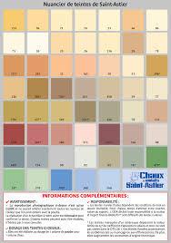 nuancier peinture facade exterieure nuancier chaux color le nuancier des chaux enduits de astier