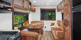 Rv Jackknife Sofa With Seat Belts by 2018 Jay Flight Slx Travel Trailers Jayco Inc