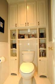 Towel Cabinet Above Toilet Full Image For Over The Storage Ideas Small Bathroom Design