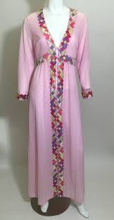 vintage pucci formfit rogers caftan and maxi dress 1960s for sale