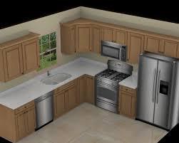 Kitchen 10 X Design 10x10 Cabinet Designs
