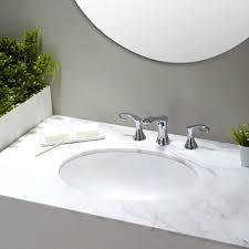 Kohler Verticyl Rectangle Undermount Sink by Best Undermount Bathroom Sink Installation Images Home