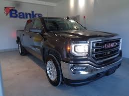 2016 Used GMC Sierra 1500 4WD Crew Cab Standard Box SLe At Banks ... 2016 Used Gmc Sierra 1500 Base At Alm Roswell Ga Iid 17313719 For Sale 2012 Z71 4x4 Slt Truck Crew Cab Has 2013 Sle 4x4 Crew Cab Truck Salinas 2017 All Terrain Pkg 20 Chevy Silverado Get Mpgboosting Mildhybrid Tech 2500hd Lunch In Maryland For Canteen 2007 Bmw Of Austin Serving Round A Vehicle Lakeland Fl Lovely Gmc Trucks San Diego 7th And Pattison Hammond Louisiana