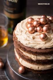 whiskey torte mit whisky schokoladen kuchen und karamell