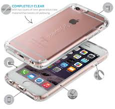 CandyShell Clear iPhone 6s & iPhone 6 Cases