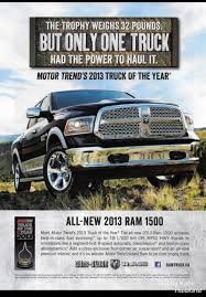 2013 Dodge Ram 1500 ~ Canada By Michael On Flickr | Vehicular Ads ... 2013 Motor Trend Truck Of The Year Contender Ram 1500 Winners 1979present Contenders Ford F250 Reviews And Rating 3500