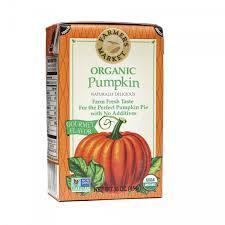 Pumpkin Puree Vs Pumpkin Pie Filling by Organic Pumpkin Puree Thrive Market