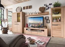 natürliches wohnen mit massivholzmöbeln wohnzimmertrends