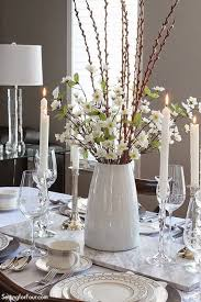 Spring Kitchen Table Centerpieces Beautiful Best 25 Dinning Centerpiece Ideas On Pinterest