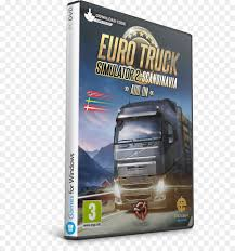 Euro Truck Simulator 2: Scandinavia Video Game Expansion Pack The ...