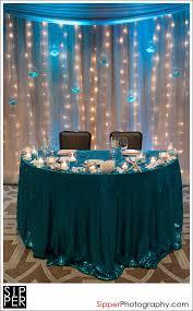 Beach Themed Sweetheart Table