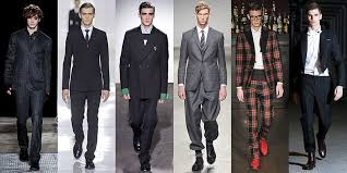 Mens Formal Fashion Trends For Fall 2013