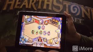 impressions of hearthstone the upcoming warcraft trading card