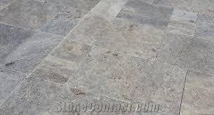 Valencia Scabos Travertine Tile by Tumbled Silver Travertine Tiles Versailles Pattern From Turkey