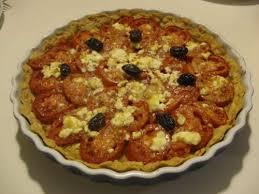 recette tarte à la tomate et sa pâte à l huile d olive rapide