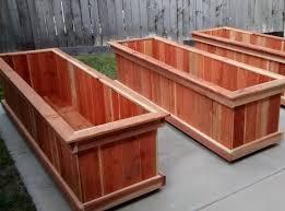 Redwood Custom Raised Gardens Raised Garden Bed Design Redwood