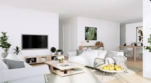 100 Parisian Interior Scandinavian Apartments In White