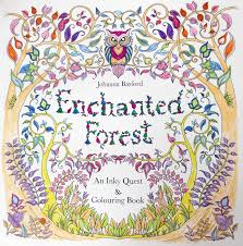 Enchanted Forest First Page