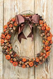 Ways To Make A Pumpkin Last by Fall Wreath Ideas Southern Living