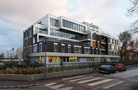 immeuble bureau immeuble de bureaux et commerces à strasbourg neuhof