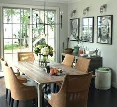 How To Design Dining Room In Rustic Style