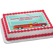 Fire Truck With Dog PERSONALIZED Edible Icing Sheet Party Supplies ... Fire Truck Birthday Banner For Firetruck Party Decorations Etsy 10 Awesome Ideas Tanner Pinterest Food Fireman Centrepiece Perfect Supplies The Journey Of Parenthood Flower Centerpieces Of Fine Whosale Globos 50pcslot 7050cm Car Balloon Fire Engine Fighter Photo Prop 94 X 64 Cm Toddler At In A Box Firefighter Adult Tablcapes Oh My Omiyage