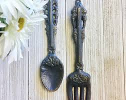 Spoon And Fork Wall Art Decor