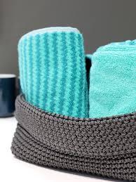 badezimmer textilien türkis deko badezimmer deko türkis