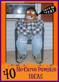Pumpkin Contest Winners 2013 by 40 Easy And Creative No Carve Pumpkin Ideas Thepartyanimal Blog