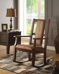 Butsea Brown Fabric/Espresso Wood Rocking Chair By Acme Cowhide And Leather Rocker Ruicartistrycom Rocking Chair Accent Chairs Dark Brown Wood Finish Oak Frame Glider Baby Rocker Ott Beige Presso Wood Rocking Chair Seat Baby Nursery Relax Glider Ottoman Set W Decorsa Upholstered High Back Fabric Best Reviews Buying Guide June 2019 Own This Traditional Espresso Colour Plywood Geneva Dove Rst Outdoor Alinum Woven Seat At New Folding Bed Shower Decorate With Amazoncom Belham Living Kitchen