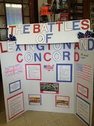 Merrymount 5th Grade History Fair