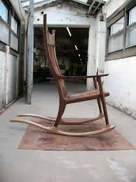 sam maloof rocking chair class maloof rocking chair reproduction finewoodworking