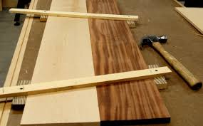 At That Time There Were No Hardware Stores Available One Could Easily Purchase Parallel Clamps Or Woodworking Supplies
