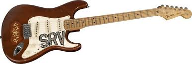 Fender Custom Shop Stevie Ray Vaughan Lenny Tribute Stratocaster Electric Guitar 13600