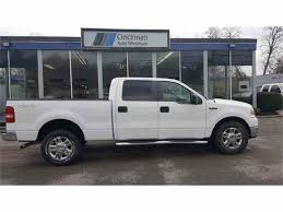 2008 Ford F150 For Sale | ClassicCars.com | CC-1087140 2013 Volvo Vnl670 Sleeper Semi Truck For Sale 557859 Miles Used Ford F350 Diesel Trucks In Ohio Best Resource Classics For Near Ccinnati On Autotrader Find Cars And Suvs U Haul The Allstar Special Edition Silverado Shop Mobile Boutique Beechmont Vehicles Sale In Oh 245 Craigslist Unique Freightliner Med Mack