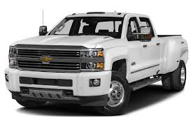 100 Chevy 3500 Truck 2017 Chevrolet Silverado HD High Country 4x4 Crew Cab 1677 In