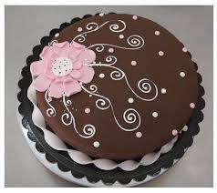 Flower cake by akr1