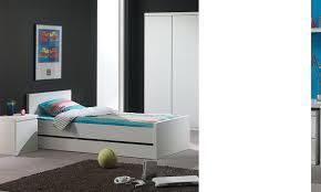 chambre enfants complete chambre à coucher enfant complète design lorene coloris blanc