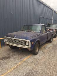 Rusty 1970 Chevrolet C 10 Pickup Project Truck Pickup   Project Cars ... 1970 Gmc 13 Ton Flatbed Truck The Page Chevy C10 Pickup For Sale Copenhaver Cstruction Inc Large Plastic Tonka Dump And Peterbilt 365 Plus Caterpillar Chevy Chevrolet K10 Short Bed 4x4 Ck 1500 Photo K5 Blazer Crimson Red Metallic My Production Of F150 Other Ford Models Suspended Amid Sales Drop Used Gmc Trucks Nsm Cars Rust Free Pickups C20 Camper Special Vintage For Sale Flashback F10039s Or Soldthis Page Is Dicated 2500 Custom Online Auction Youtube Volkswagen Baja Beetle Classiccarscom Cc923868