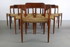 Niels Moller #75 Teak Dining Chairs With Danish Cord - A Set Of 10 ... Danish Mondern Johannes Norgaard Teak Ding Chairs With Bold Tables And Singapore Sets Originals Table 4 Uldum Feb 17 2019 1960s 6 By Greaves Thomas Mcm Teak Table Niels Moller Chairs Etsy Mid Century By G Plan Round Ding Real 8 Seater Jamaica Set Temple Webster Nisha Fniture Sheesham Wooden Balcony Vintage Of 244003 Vidaxl Nine Piece Massive Chair On Retro