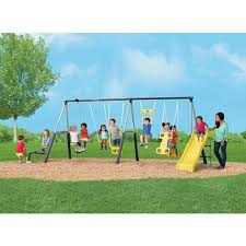 Kids Swing Sets - Backyard Playground Sets, Swings & Slides - Toys ... Srtspower Outdoor Super First Metal Swing Set Walmartcom Remarkable Sets For Small Backyard Images Design Ideas Adventures Play California Swnthings Decorating Interesting Wooden Playsets Modern Backyards Splendid The Discovery Atlantis Is A Great Homemade Swing Set Google Search Outdoor Living Pinterest How To Stain A Homeright Finish Max Pro Giveaway Sunny Simple Life Making The Most Of Dayton Cedar Garden Cute Clearance And Kids Chairs Gorilla Free Standing Review From Arizona