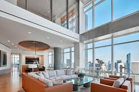 100 Penthouses For Sale In New York Billionaires Modernist One Beacon Court Penthouse Returns