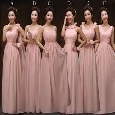 Blush Pink Bridesmaid GownPretty DressesBlush Prom GownSimple DressCheap Wedding DressesFall Gowns