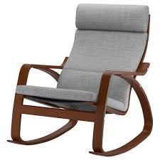 Ikea Rocking Chair Nursery by Poäng Rocking Chair Vislanda Black White Ikea