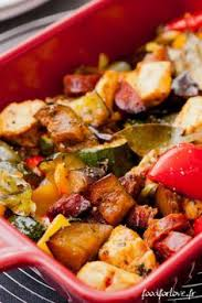 recette gratin de pâtes poireaux chorizo et ricotta recette