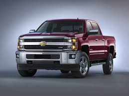 100 Used Chevy Truck For Sale 2016 Silverado 2500HD LT 4X4 In