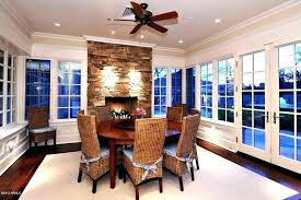Dining Room Ceiling Fans Fan Over Kitchen Table