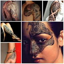 Tribal Tattoo Design 2016 19 Maori Tattoos